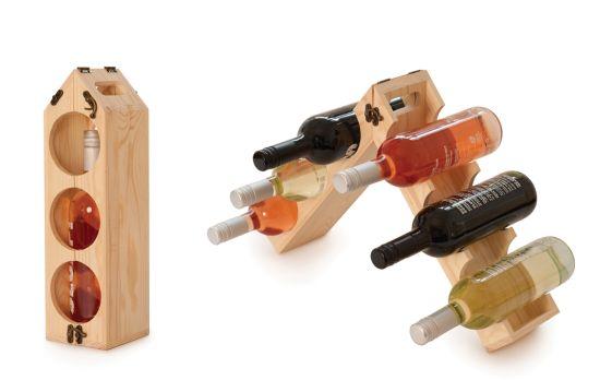 Вино в дървена кутия - идеалният Коледен подарък за клиенти