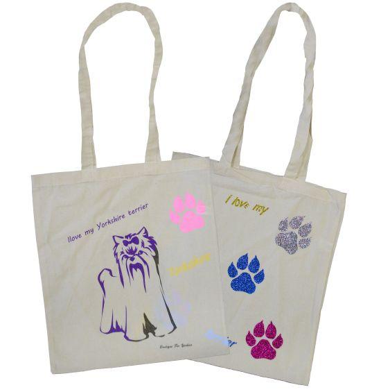 Печат върху текстилни облекла и торбички