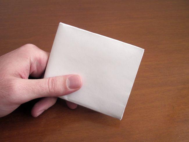 Еко портмоне от хартия