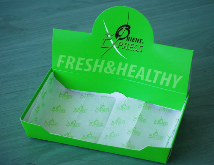 Кутия за храна на Orient Express
