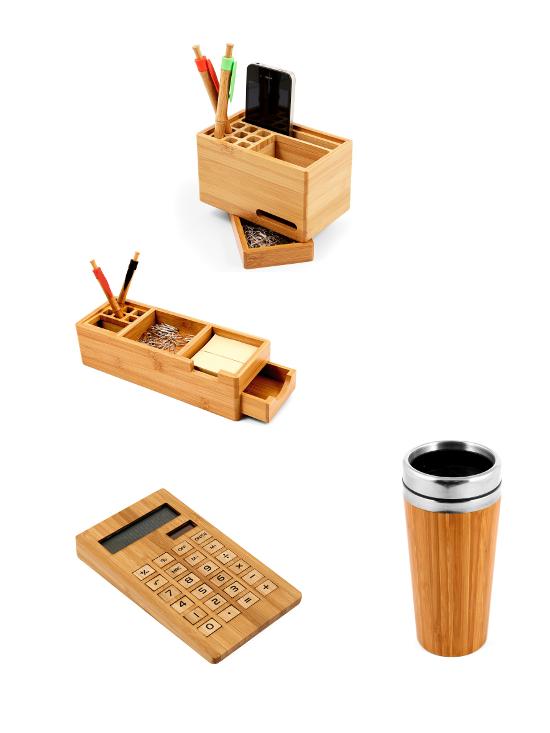 Еко сувенири от бамбук