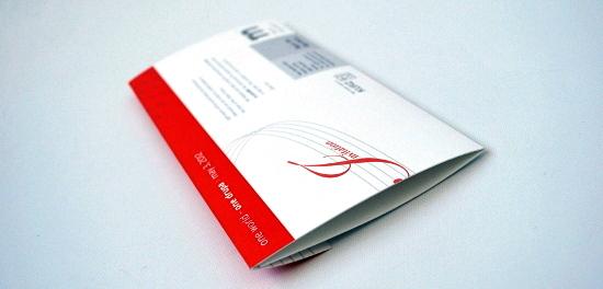 Покана за откриването на drupa 2012
