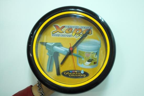 Персонализиран рекламен часовник