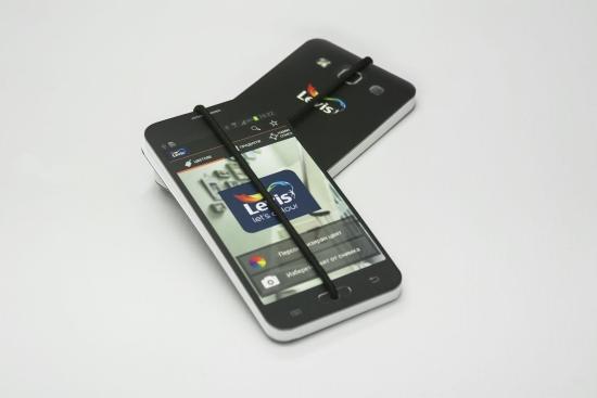 Тефтер с формата на смартфон
