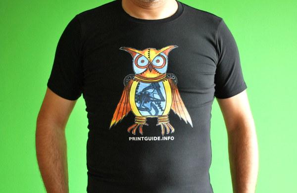 Печат на тениски със собствен дизайн