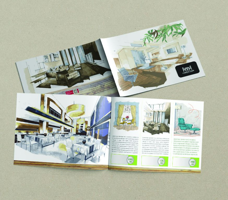 Рекламни идеи за мебелните и интериорните фирми