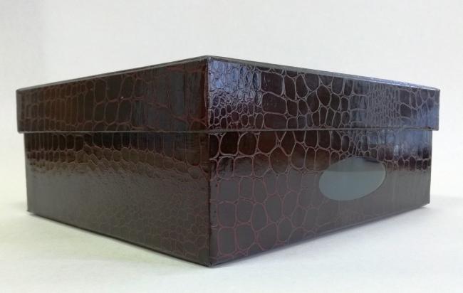 Луксозна кутия за мъжки ризи