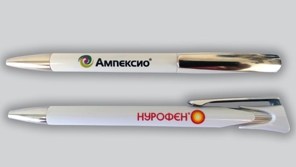 Печат върху химикалки