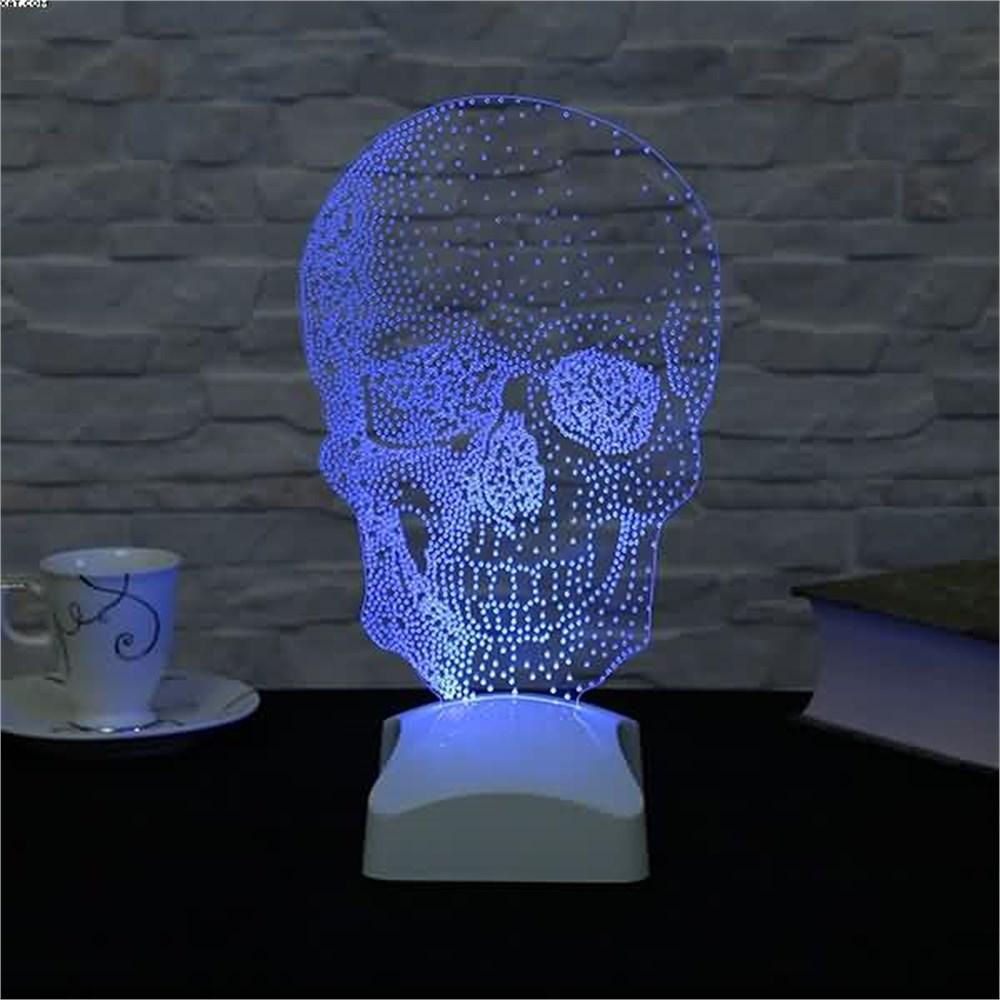 Лампа с 3D ефект