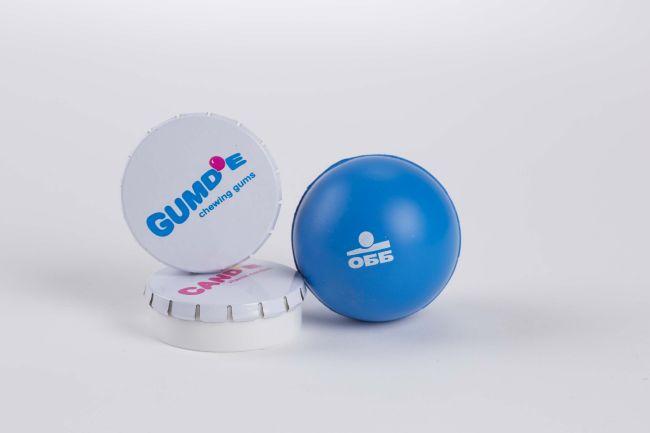рекламни топки с лого