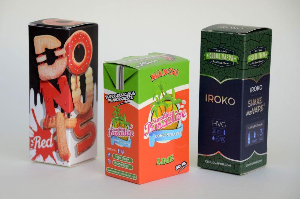 Картонени опаковки за храни