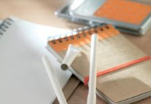 хартиени химикалки