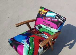 печат върху дамаски на мебели