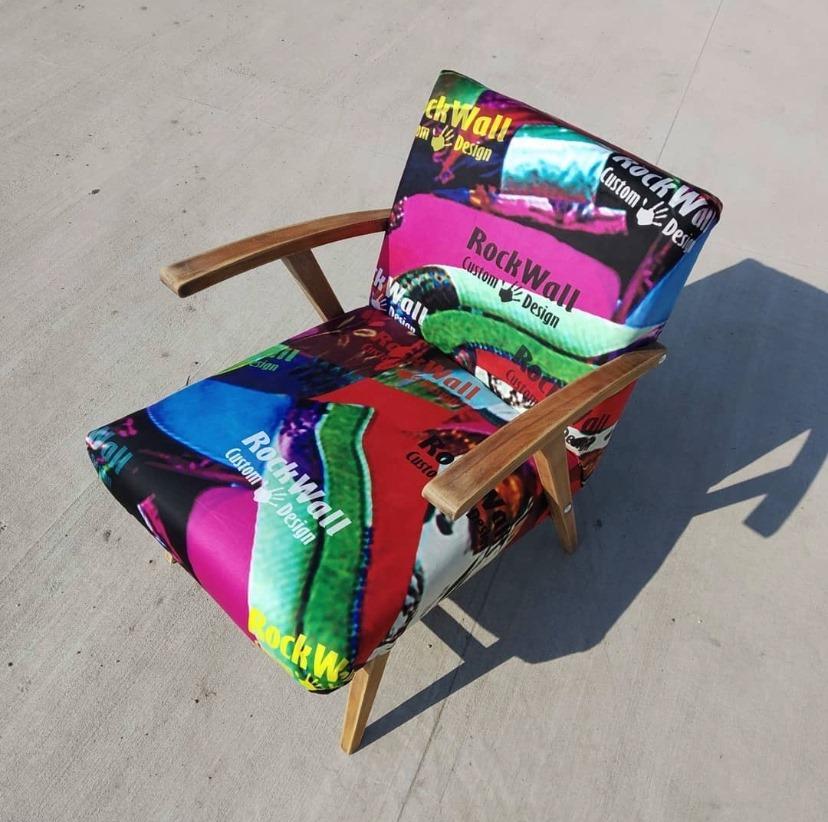 Печат на дамаски за мебели