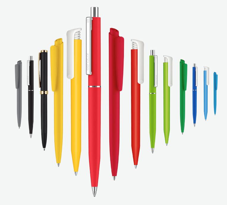 Четирите най-предпочитани химикалки Senator